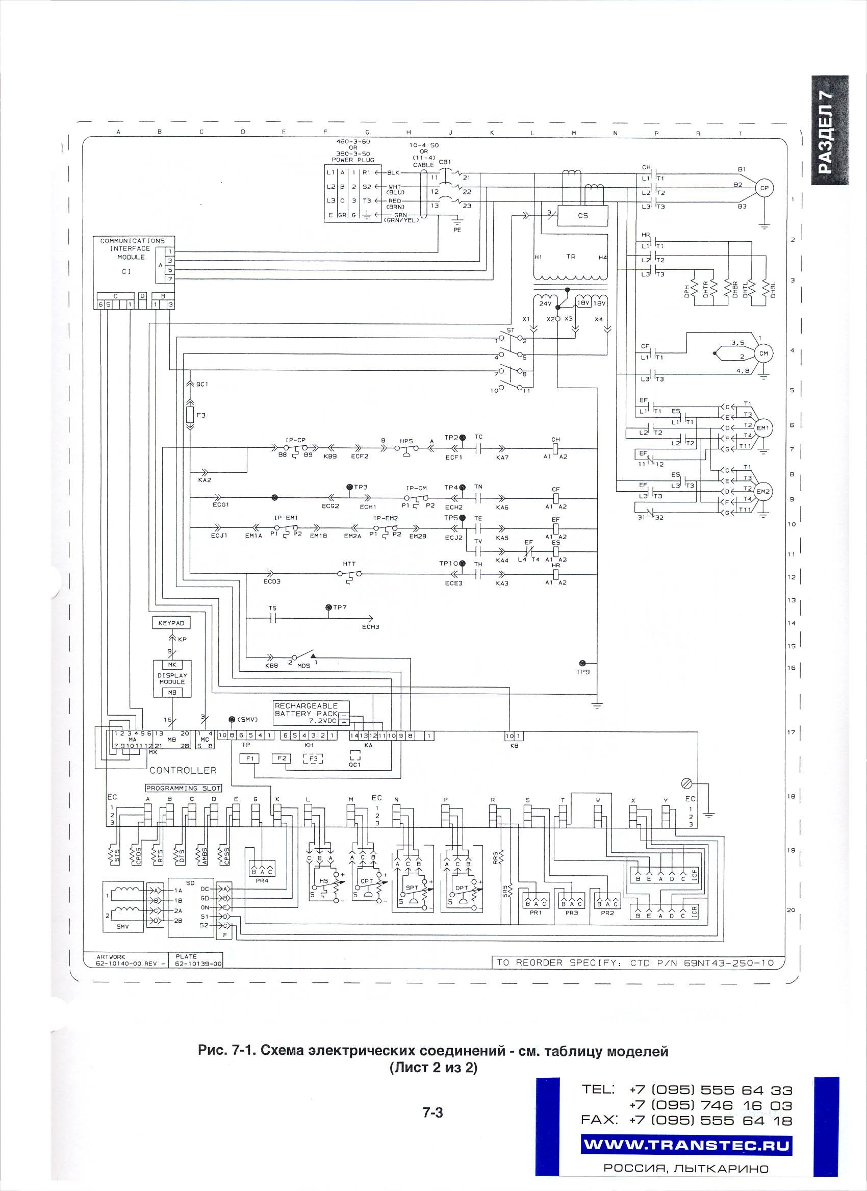 Электрические схемы с муфтами