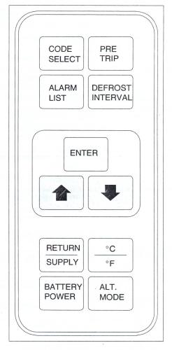 Carrier Transicold thinline инструкция